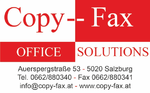 Copy Fax