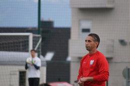 Trainingseinheit mit Edi Glieder (6. Mai 2014)