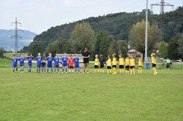 FC Bergheim : U11: USV Elixhausen 3:3 (1:0)