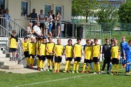 U11: Souveränes 5:1 im Derby gegen Bergheim
