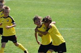 U11 - 4:1 Heimsieg gegen Oberndorf