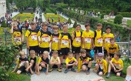 USV Elixhausen beim Junior Marathon