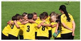 U11 - 6:3 gegen den TSV Neumarkt